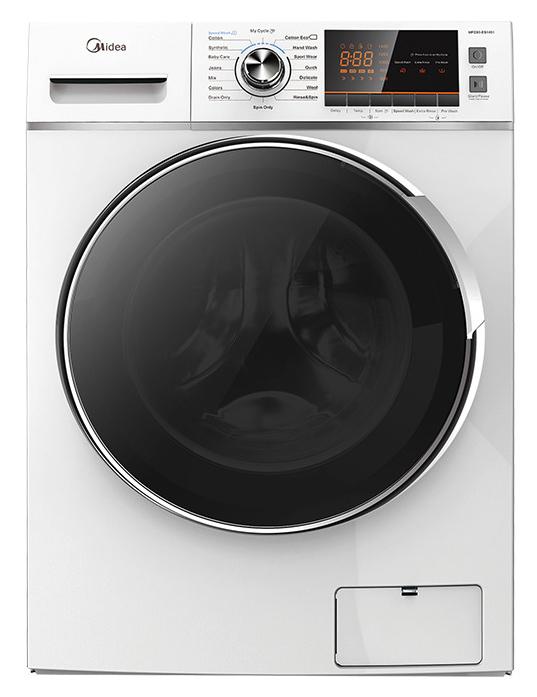 Midea: 7Kg Washer & 3.5Kg Dryer Combo - White