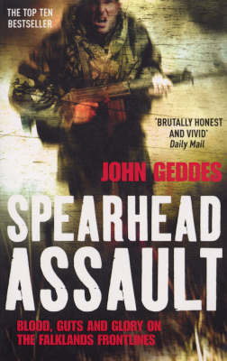 Spearhead Assault by John Geddes image