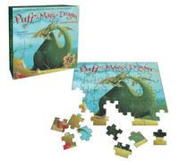 Puff, the Magic Dragon Jigsaw Puzzle image