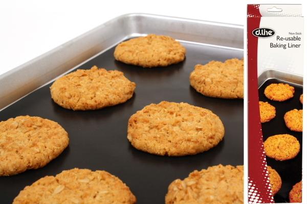 Non-Stick Reusable Baking Liner image