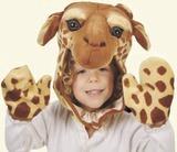 Pretenz Giraffe Cap & Gloves