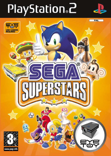 Sega Superstars for PlayStation 2