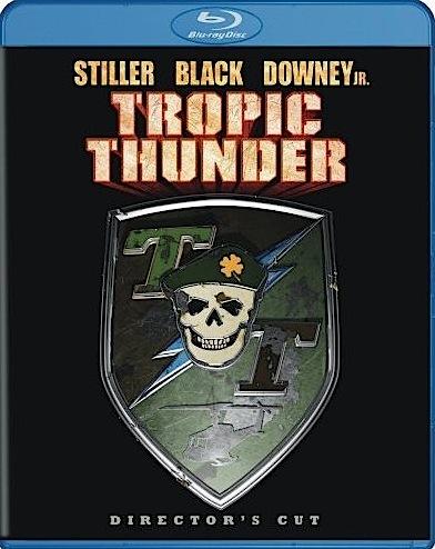 Tropic Thunder (Single Disc) on Blu-ray