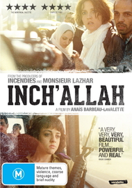 Inch'Allah on DVD
