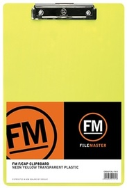 FM Clipboard A4 (Neon Yellow)