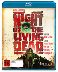 Night of the Living Dead on Blu-ray