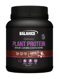 Balance Naturals Plant Protein - Chocolate (500g)