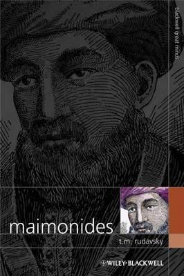 Maimonides by T.M. Rudavsky