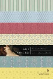 The Complete Novels of Jane Austen (7 in 1 Volume) by Jane Austen