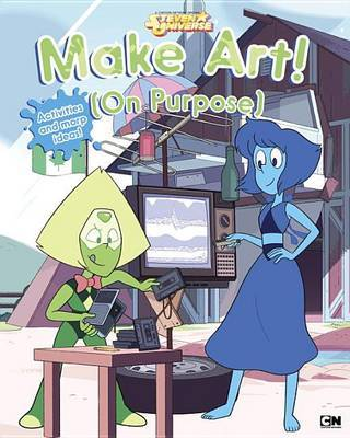 Make Art! (on Purpose) by Cartoon Network Books image
