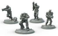 Fallout: Wasteland Warfare Brotherhood of Steel Frontline Knights