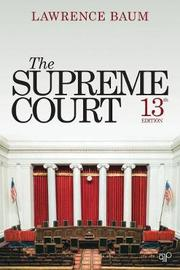 The Supreme Court by Lawrence A. Baum