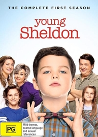 Young Sheldon: Series 1 on DVD