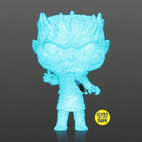 Game of Thrones - Crystal Night King with Dagger (Glow) Pop! Vinyl Figure image