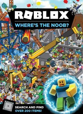 Roblox Where's the Noob? Search and Find Book by Egmont Publishing UK