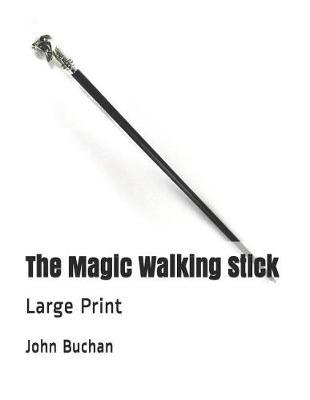 The Magic Walking Stick by John Buchan image