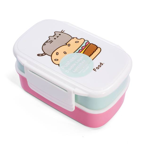 Pusheen: Lunch Box Set