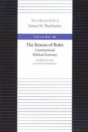 The Reason of Rules by Geoffrey Brennan image