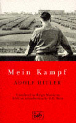 Mein Kampf by Adolf Hitler image