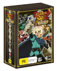 Deltora Quest: The Complete Series on DVD