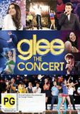 Glee - The Concert DVD