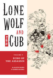 Lone Wolf And Cub Volume 9 by Kazuo Koike image