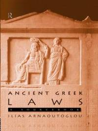 Ancient Greek Laws by Ilias Arnaoutoglou image
