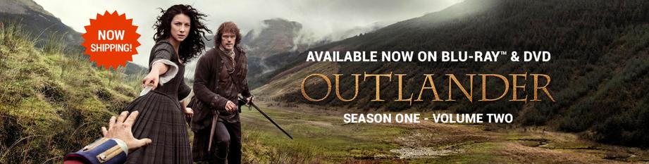 Outlander Vol 2 Now Shipping