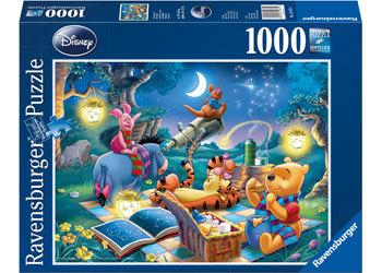Ravenburger - Winnie Star Gazing Puzzle (1000pc)