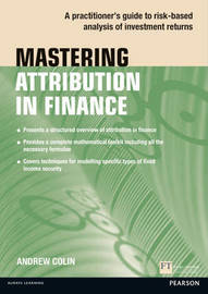 Mastering Attribution in Finance by Andrew Colin image
