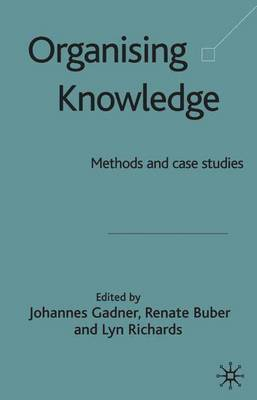 Organising Knowledge image