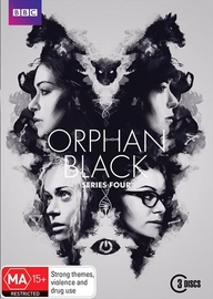 Orphan Black Season 4 on DVD image