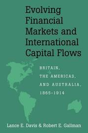 Japan-US Center UFJ Bank Monographs on International Financial Markets by Lance E. Davis