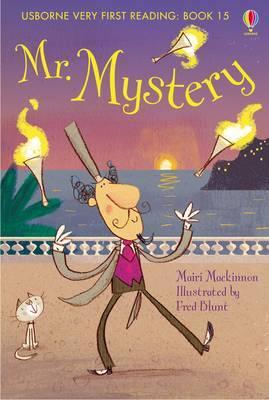Mr. Mystery by Mairi Mackinnon image