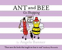 Ant and Bee Go Shopping by Angela Banner