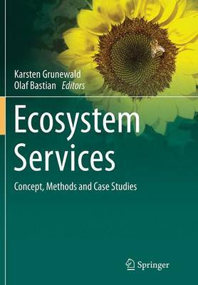Ecosystem Services - Concept, Methods and Case Studies image