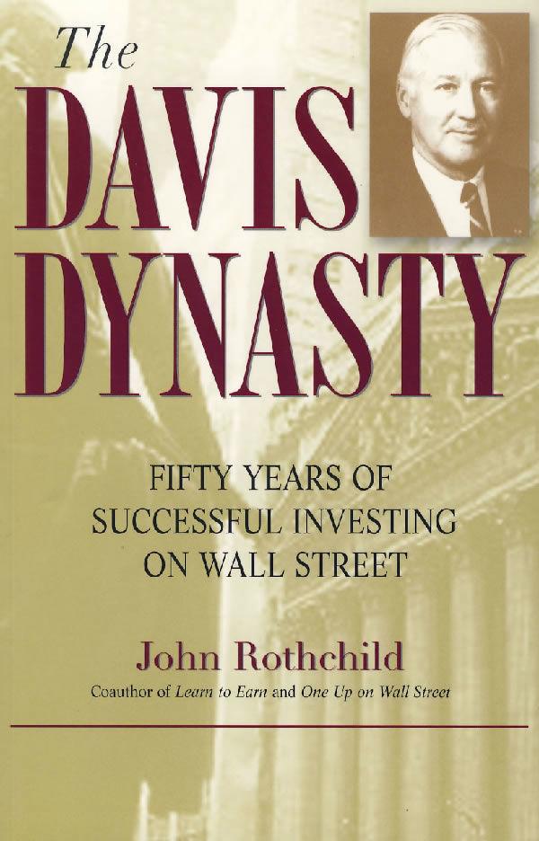 The Davis Dynasty by John Rothchild image