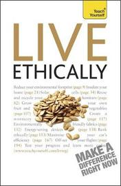Live Ethically: Teach Yourself by Mac Bride image