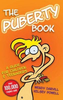The Puberty Book by Wendy Darvill image
