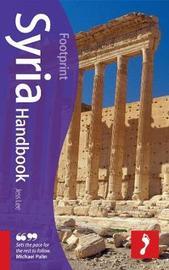Syria Footprint Handbook by Jessica Lee image