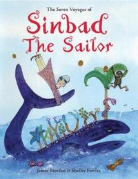 The Seven Voyages of Sinbad the Sailor by James Riordan image