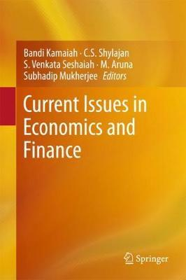 Current Issues in Economics and Finance image