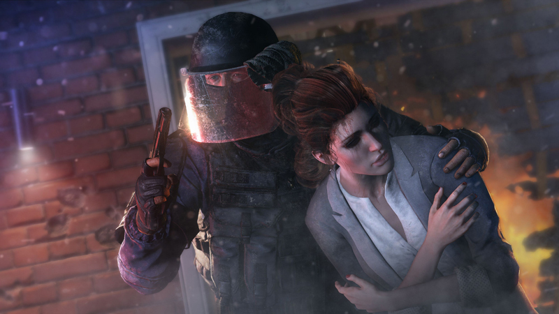 Tom Clancy's Rainbow 6 Siege & The Division Double Pack screenshot