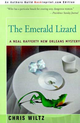 The Emerald Lizard by Chris Wiltz image