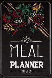 Weekly Meal Planner by Maggie L Brook image