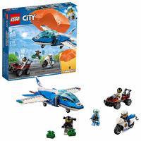 LEGO City: Sky Police Parachute Arrest (60208)
