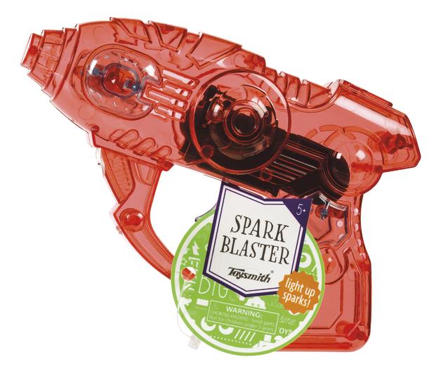 Toysmith: Spark Blaster - (Assorted Designs)