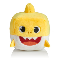 "Baby Shark: 3"" Sound Cube Plush - Baby Shark"