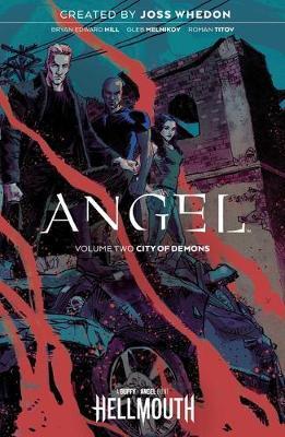 Angel Vol. 2 by Bryan Edward Hill