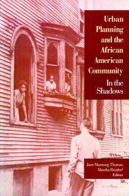 Urban Planning and the African-American Community image